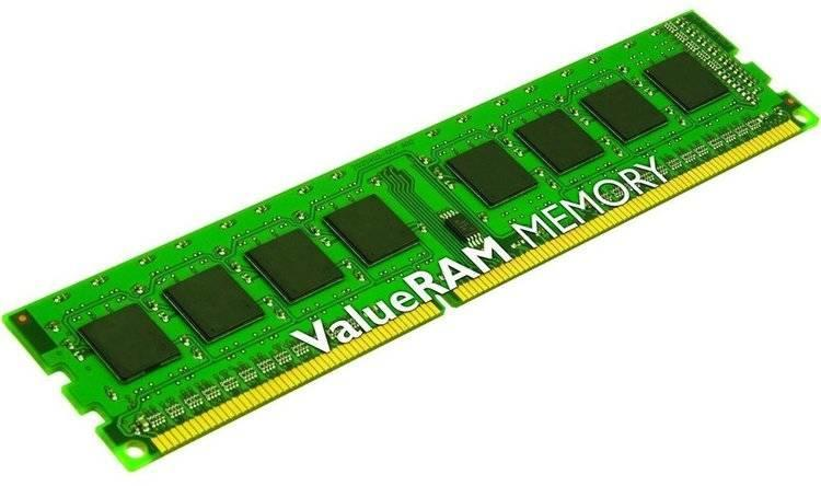 8GB DDR3 1600MHz CL11 DIMM (KVR16N11/8)