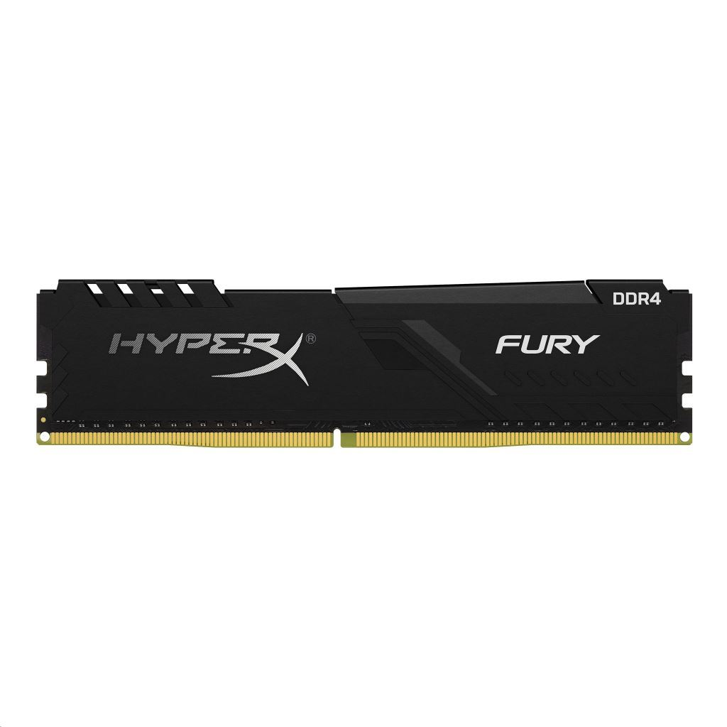 HyperX Fury Black 8GB DDR4 3466MHz CL16 DIMM (HX434C16FB3/8)