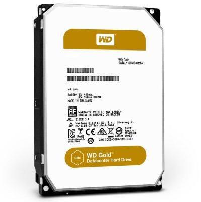 Gold - 2TB 7200rpm SATA3 128MB 3.5
