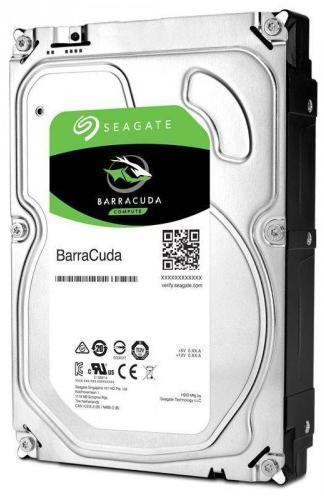 Barracuda - 4TB 5400rpm SATA3 256MB 3.5