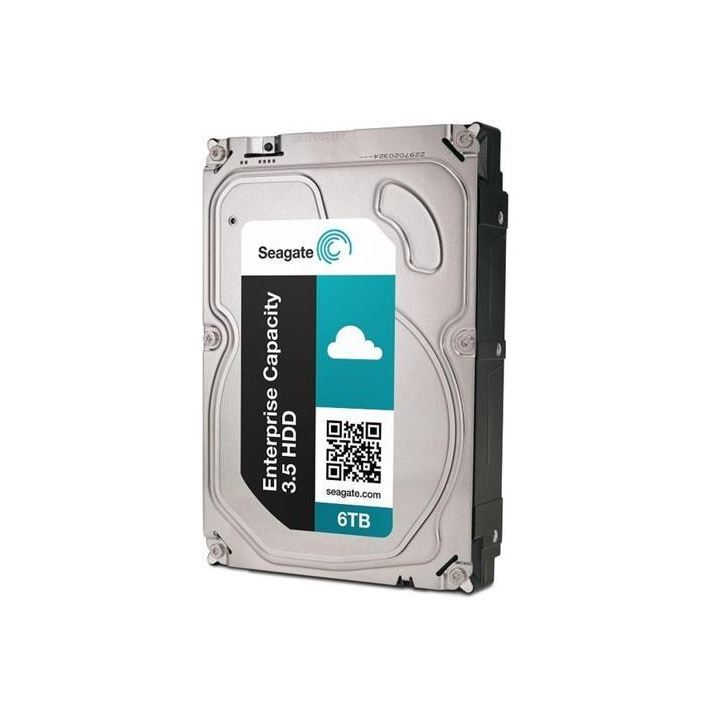 Enterprise Capacity - 6TB 7200rpm SATA3 256MB 3.5""